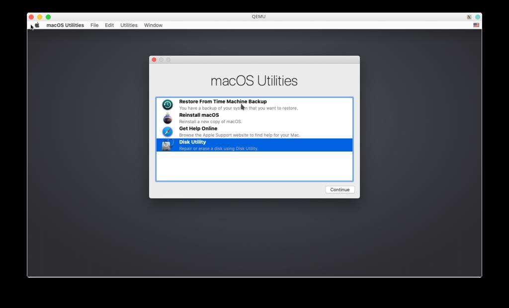 disk utility macos