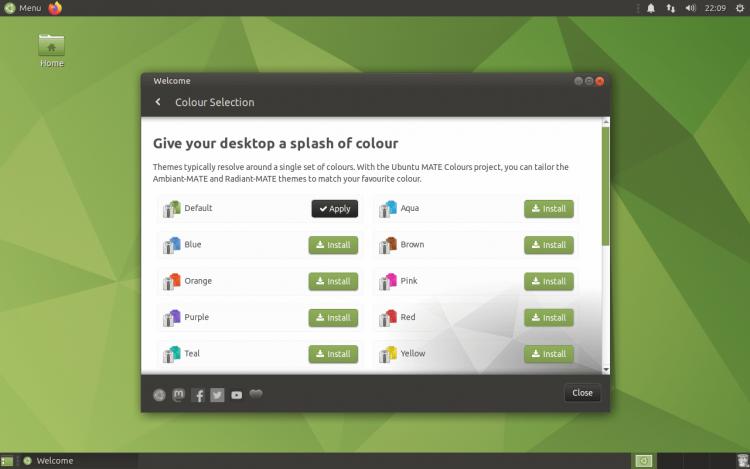 ubuntu mate 20.04 beta
