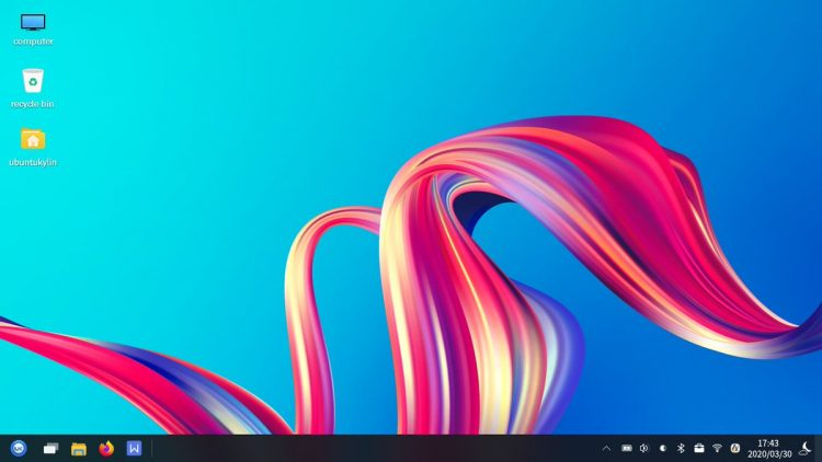 ubuntu kylin 20.04 beta