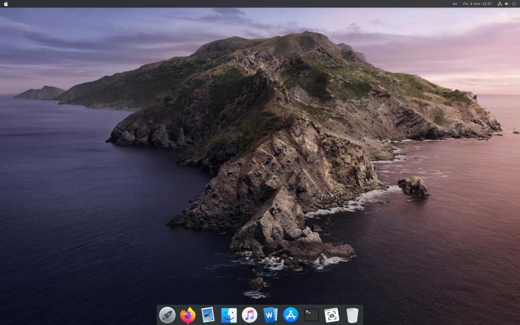 macbuntu 20,04