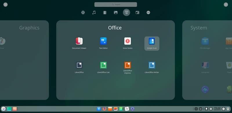 deepin-20-app-drawer