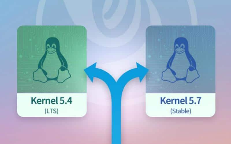 deepin-20-kernel-option